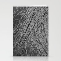Chrome Abstract Stationery Cards