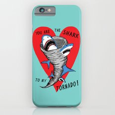 Shark To My Tornado iPhone 6 Slim Case