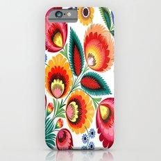 Slavic Folk Pattern iPhone 6 Slim Case