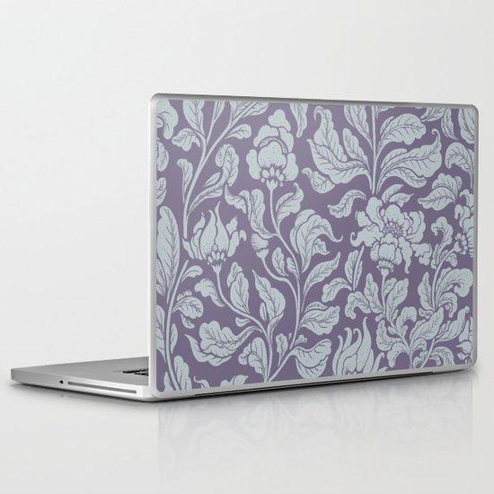 neo ethnic lavender Laptop & iPad Skin