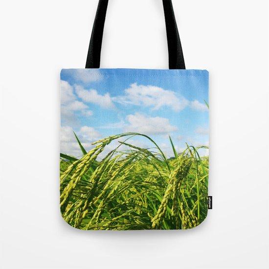 Ripe Rice Tote Bag