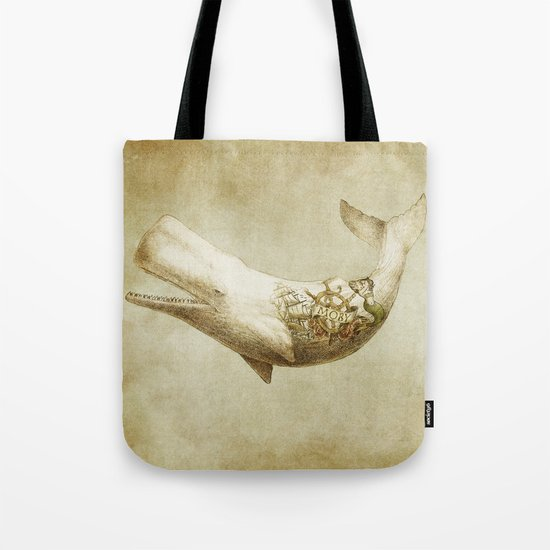 Far and Wide (sepia option) Tote Bag