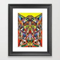 Far From It Framed Art Print