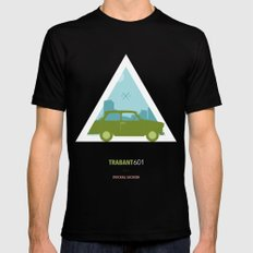 Icotrip - Trabant601 SMALL Black Mens Fitted Tee