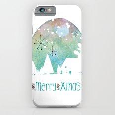 Merry Xmas iPhone 6 Slim Case