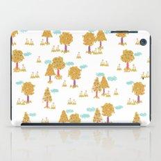 Butterfly Garden - Trees iPad Case