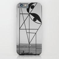 iPhone Cases featuring Almada by Sébastien BOUVIER