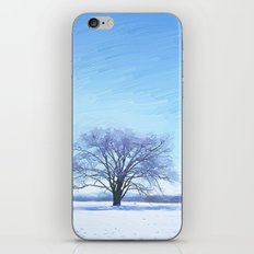 Shades of Winter iPhone & iPod Skin