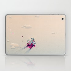 The Boy Who Carried the Big Bad Wolf Laptop & iPad Skin