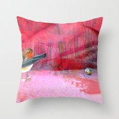 Coxyababyr Throw Pillow