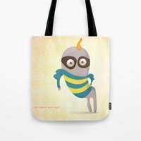 Can I name your legs? Tote Bag