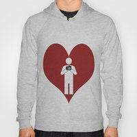 T-Shirt I Love Photograp… Hoody