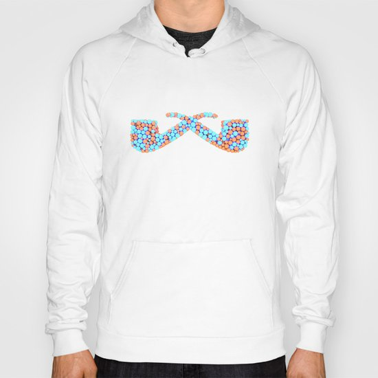Particle Pipes. Hoody