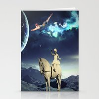 circus Stationery Cards featuring Circus by Cs025