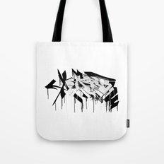graffiti - AR3 Tote Bag