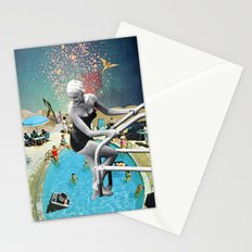 Happy Hippy Hippo Stationery Cards