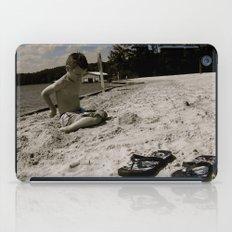 Dylan White iPad Case