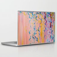 COTTON CANDY WHISPERS - … Laptop & iPad Skin