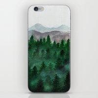 Adventure Awaits iPhone & iPod Skin