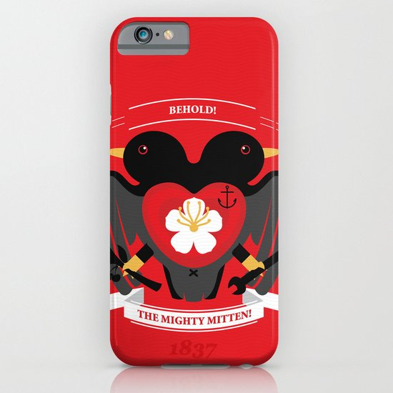 Doublebreasted Appleblossom iPhone & iPod Case