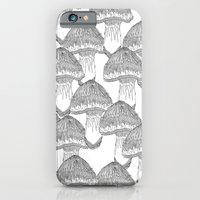 iPhone & iPod Case featuring Mushrooms Festival by OKAINA IMAGE