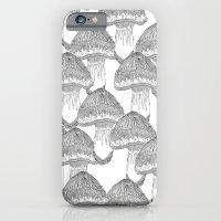Mushrooms Festival iPhone 6 Slim Case