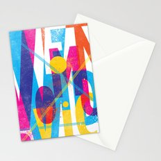 Veni, Vidi, Vici. Vomui. Stationery Cards