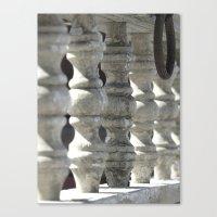 Knob and Loop Canvas Print