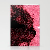 Boss of bosses Stationery Cards