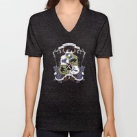 Dragon Training Crest - How to Train Your Dragon Unisex V-Neck