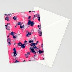 Filigree (Pink  & Indigo) Stationery Cards