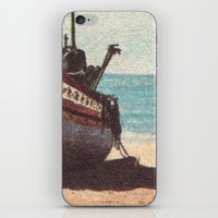 Shore Leave iPhone & iPod Skin