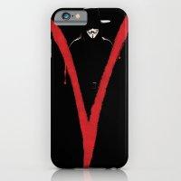 V for Vendetta (e6) iPhone 6 Slim Case