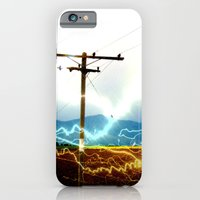 iPhone & iPod Case featuring Power Baby, Power by D. Porter by eclectiquexx