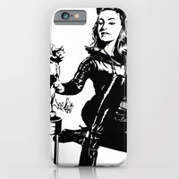 iPhone & iPod Case featuring Cat-tastic by Vee Ladwa