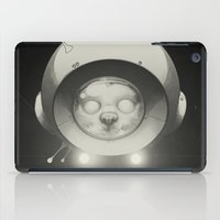 Space Kitty iPad Case