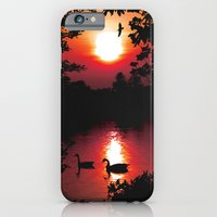 Swan Shine iPhone 6 Slim Case