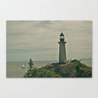 sail on Canvas Print