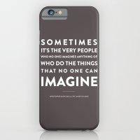 Imagine - Quotable Series iPhone 6 Slim Case
