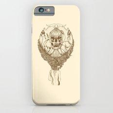 lady death // brown iPhone 6s Slim Case