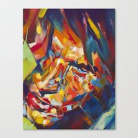The User Canvas Print