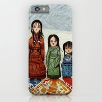 iPhone & iPod Case featuring Farewell by Jose Luis Ocana