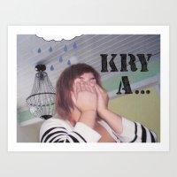 Krya... Art Print