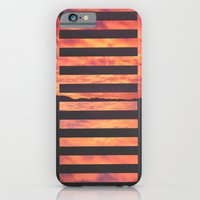 Black Strips iPhone 6 Slim Case