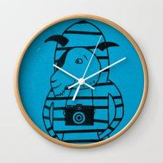 Cool kid Wall Clock