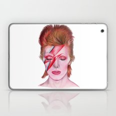 BOWIE Laptop & iPad Skin