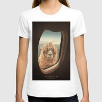 nature T-shirts featuring QUÈ PASA? by Monika Strigel