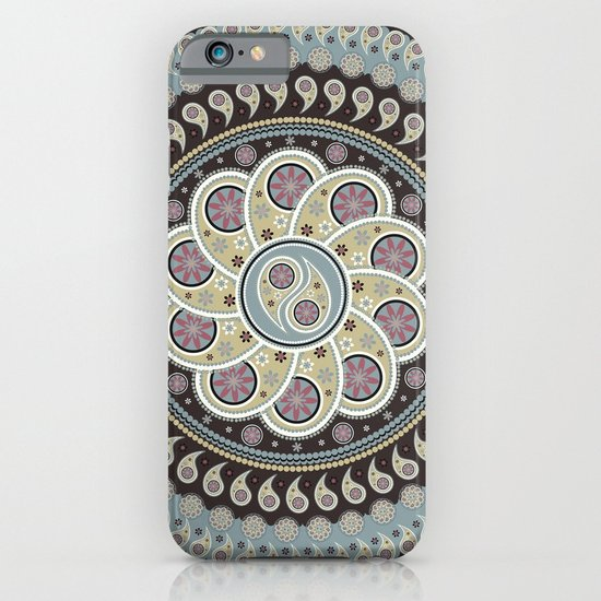 Mandala Paisley iPhone & iPod Case