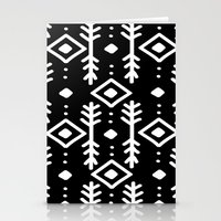 BLACK NORDIC Stationery Cards