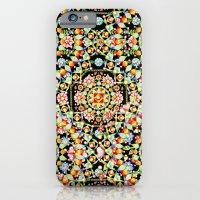 Flower Crown Bohemian iPhone 6 Slim Case